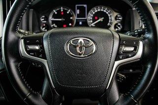 2018 Toyota Landcruiser VDJ200R MY16 VX (4x4) Graphite 6 Speed Automatic Wagon