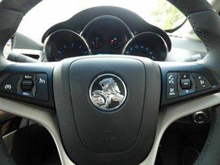 2013 Holden Cruze JH Series II MY13 SRi-V Black 6 Speed Manual Sedan