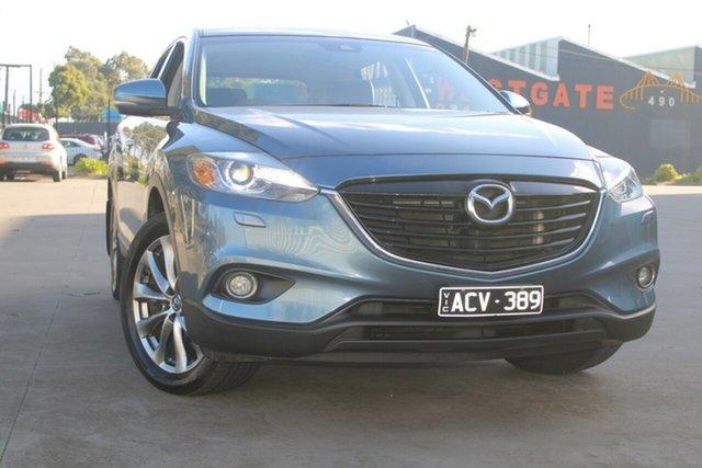 Used Mazda CX-9 MY14 Luxury West Footscray, 2014 Mazda CX-9 MY14 Luxury 6 Speed Auto Activematic Wagon