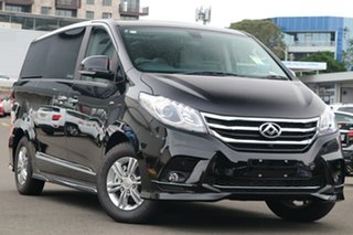 2021 LDV G10 SV7A Executive Metal Black 6 Speed Sports Automatic Wagon.
