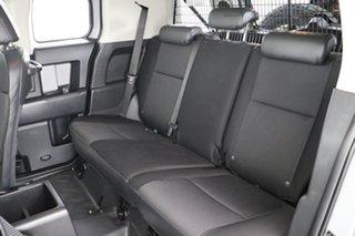 2014 Toyota FJ Cruiser GSJ15R MY14 Grey 5 Speed Automatic Wagon