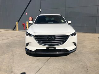 2021 Mazda CX-9 TC GT SKYACTIV-Drive Snowflake White 6 Speed Sports Automatic Wagon.
