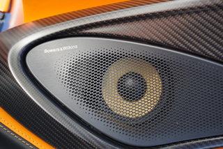 2015 McLaren 570S P13 Ventura Orange 7 Speed Sports Automatic Dual Clutch Coupe