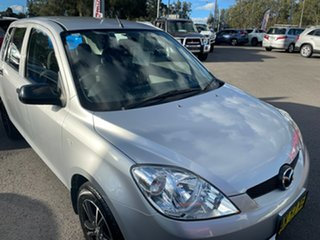 2006 Mazda 2 DY10Y2 Neo Silver 4 Speed Automatic Hatchback