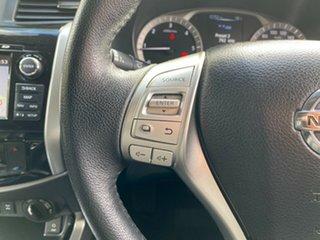 2017 Nissan Navara D23 S2 ST-X Grey 7 Speed Sports Automatic Utility