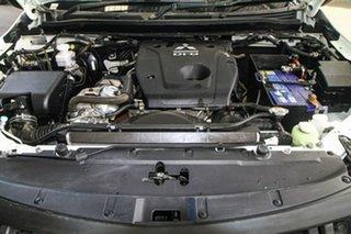 2017 Mitsubishi Triton MQ MY17 GLX White 5 Speed Automatic Dual Cab Utility