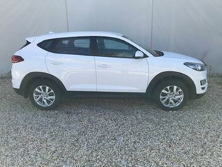 2019 Hyundai Tucson TL3 MY19 Active X Safety (FWD) White 6 Speed Automatic Wagon.