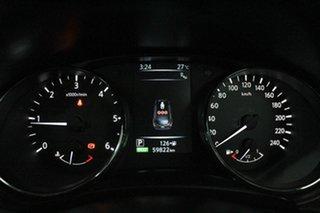 2017 Nissan Qashqai J11 TL Black 1 Speed Constant Variable Wagon