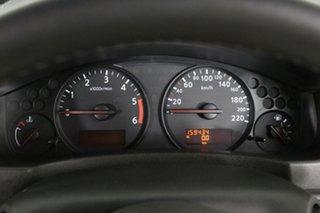 2014 Nissan Navara D40 ST Titanium Edition (4x4) White 6 Speed Manual Dual Cab Pick-up