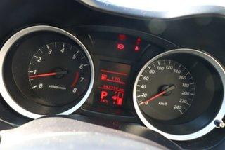 2011 Mitsubishi Lancer CJ MY12 ES Silver 6 Speed Constant Variable Sedan