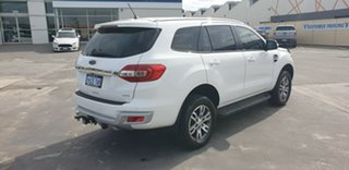 2019 Ford Everest UA II 2019.75MY Trend White 6 Speed Sports Automatic SUV.