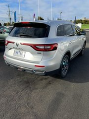 2018 Renault Koleos HZG Initiale X-tronic Silver 1 Speed Constant Variable Wagon