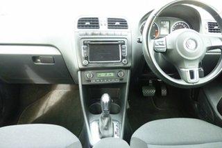 2011 Volkswagen Polo 6R MY11 66TDI DSG Comfortline White 7 Speed Sports Automatic Dual Clutch