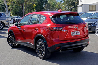 2015 Mazda CX-5 KE1022 Grand Touring SKYACTIV-Drive AWD Red 6 Speed Sports Automatic Wagon.