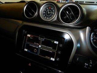2015 Suzuki Vitara LY RT-X (4WD) Turquoise 6 Speed Automatic Wagon