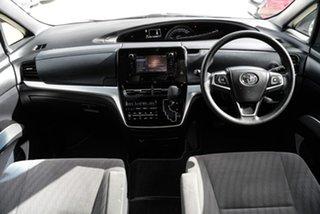 2018 Toyota Tarago ACR50R GLX Silver 7 Speed Constant Variable Wagon.