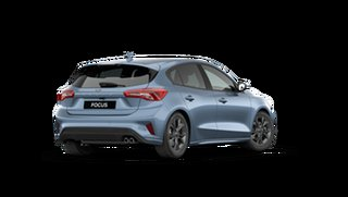 2021 Ford Focus SA ST-Line Blue Metallic 8 Speed Automatic Hatchback.