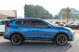 2019 Nissan X-Trail T32 Series II Ti X-tronic 4WD Blue 7 Speed Constant Variable Wagon