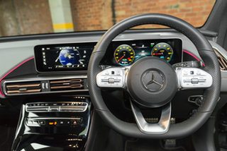 2020 Mercedes-Benz EQC N293 EQC400 4MATIC Graphite Grey 1 Speed Reduction Gear Wagon