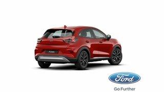 2020 Ford Puma JK 2020.75MY Puma Lucid Red 7 Speed Sports Automatic Dual Clutch Wagon