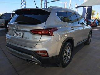 2020 Hyundai Santa Fe TM.2 Active X Silver Sports Automatic