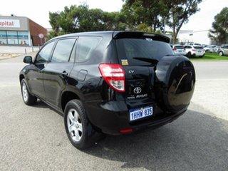 2009 Toyota RAV4 ACA33R CV (4x4) Black 4 Speed Automatic Wagon