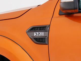 2016 Ford Ranger PX MkII Wildtrak 3.2 (4x4) Orange 6 Speed Manual Dual Cab Pick-up