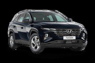 2021 Hyundai Tucson NX4.V1 Tucson Deep Sea 6 Speed Automatic SUV