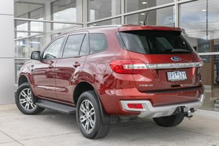 2019 Ford Everest UA II 2019.00MY Trend Red 10 Speed Sports Automatic SUV