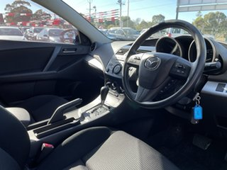 2011 Mazda 3 BL10F1 MY10 Neo Activematic Blue 5 Speed Automatic Hatchback