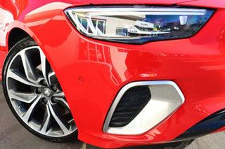 2018 Holden Commodore ZB MY18 VXR Liftback AWD Red 9 Speed Sports Automatic Liftback.