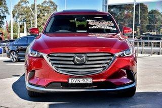 2018 Mazda CX-9 TC Azami SKYACTIV-Drive i-ACTIV AWD Soul Red 6 Speed Sports Automatic Wagon