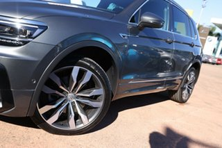 2019 Volkswagen Tiguan 5NA MY20 162 TSI Highline Grey 7 Speed Auto Direct Shift Wagon.