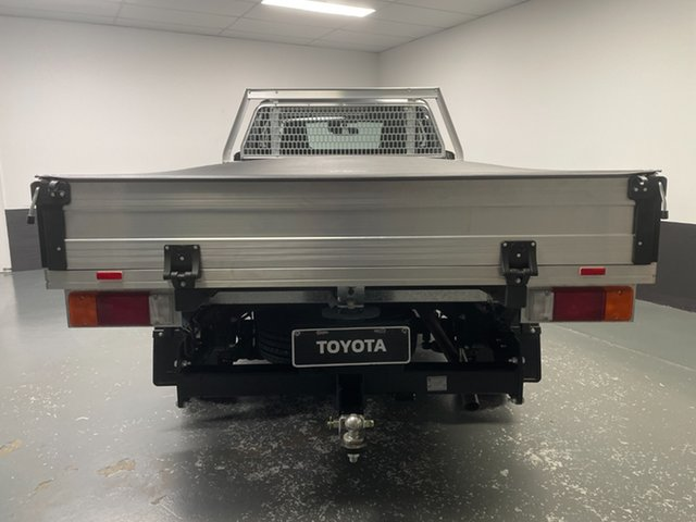 Used Toyota Hilux TGN121R Workmate 4x2 Cardiff, 2020 Toyota Hilux TGN121R Workmate 4x2 Grey 6 Speed Sports Automatic Cab Chassis