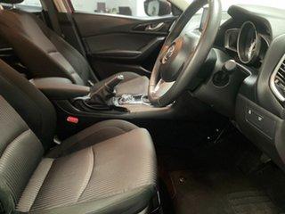 2015 Mazda 3 BM5276 Maxx SKYACTIV-MT Red 6 Speed Manual Sedan
