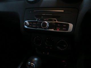 2018 Audi A1 8X MY18 Sportback S Tronic White 7 Speed Sports Automatic Dual Clutch Hatchback
