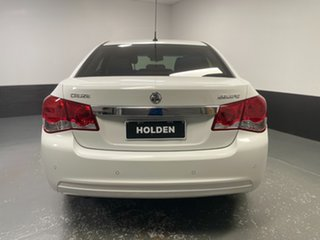 2015 Holden Cruze JH Series II MY16 Equipe White 6 Speed Sports Automatic Sedan