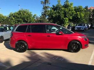 2014 Citroen Grand C4 Picasso B7 Exclusive Red 6 Speed Sports Automatic Wagon