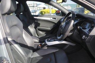 2011 Audi A4 B8 8K MY11 Multitronic Monsoon Grey 8 Speed Constant Variable Sedan