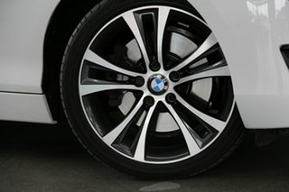 2016 BMW 2 Series F23 228i Sport Line White 8 Speed Sports Automatic Convertible.