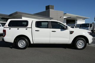 2011 Ford Ranger PX XL White 5 Speed Manual Utility.