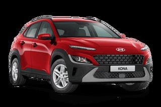 2021 Hyundai Kona Os.v4 MY21 2WD Ignite Flame 8 Speed Constant Variable Wagon