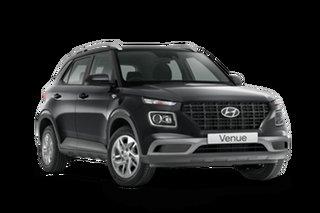 2021 Hyundai Venue Base Venue Cosmic Grey 6 Speed Automatic SUV