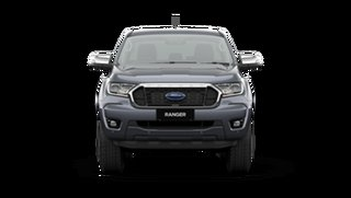 2021 Ford Ranger PX MkIII XLT Double Cab Meteor Grey 6 Speed Automatic Pick Up