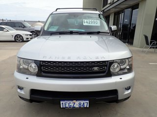 2013 Land Rover Range Rover LW Sport 3.0 SDV6 SE Silver 8 Speed Automatic Wagon.