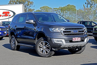 2017 Ford Everest UA Trend 6 Speed Sports Automatic SUV.