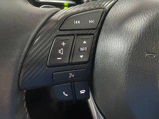 2016 Mazda 3 BM5438 SP25 SKYACTIV-Drive Red 6 Speed Sports Automatic Hatchback