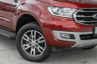 2019 Ford Everest UA II 2019.00MY Trend Red 10 Speed Sports Automatic SUV.