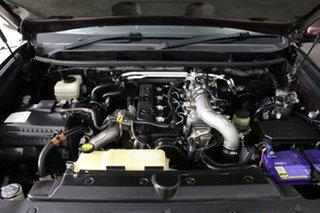 2009 Toyota Landcruiser Prado KDJ150R GXL (4x4) Maroon 5 Speed Sequential Auto Wagon