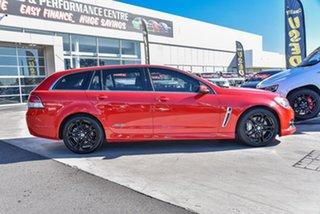 2015 Holden Commodore VF MY15 SS V Sportwagon Redline Red Hot 6 Speed Sports Automatic Wagon.
